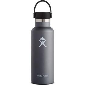 Hydro Flask Standard Mouth Flex Bottle 532ml graphite